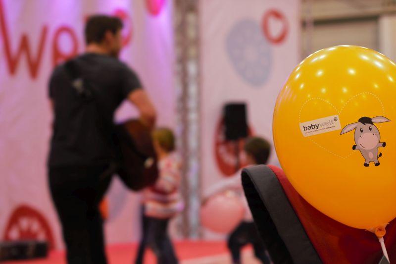 Babywelt Emil Luftballon