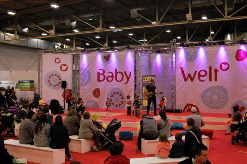 Babywelt Schaubühne