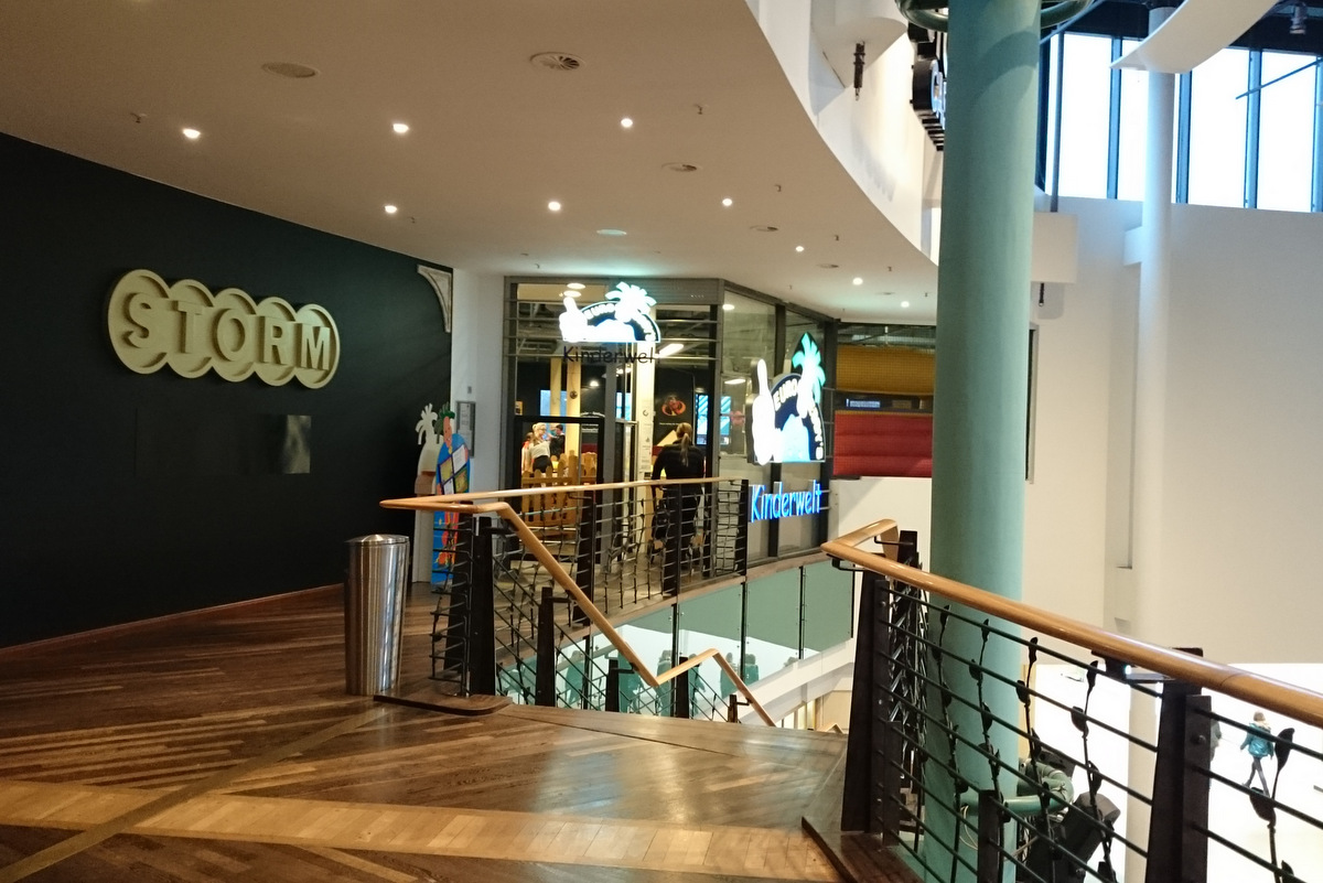 Der Indoorspielplatz EuroEddy\'s Kinderwelt im RRZ Mülheim – Mama in ...
