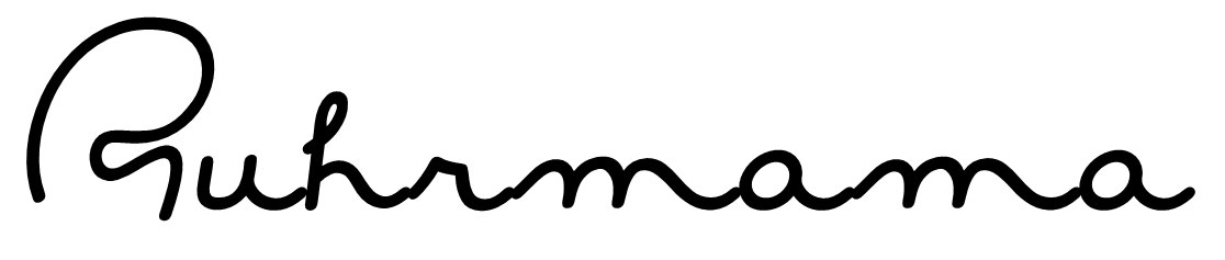 Unterschrift Ruhrmama